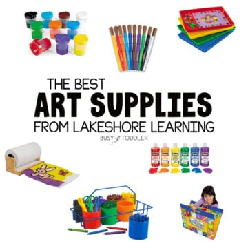 Best Art Supplies from Lakeshore Learning