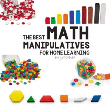 Math Manipulatives for Home Learning from Lakeshore Learning