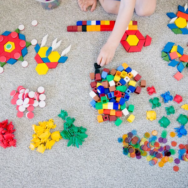 What are the best math manipulatives for home learning? Check out this list of Lakeshore Learning supplies from Busy Toddler (sponsored)
