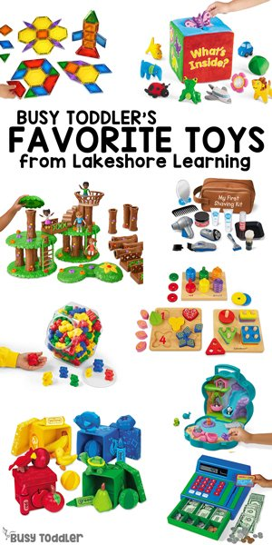 The Best Toys from Lakeshore Learning