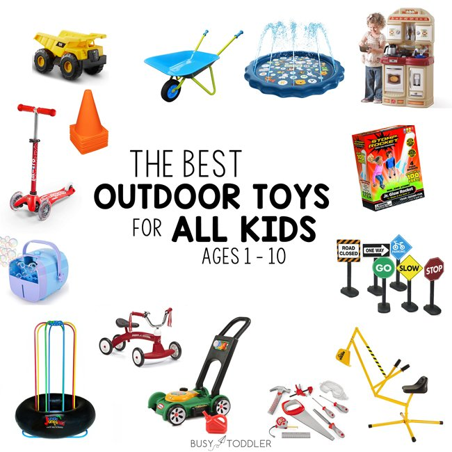best outdoor toys for all kids