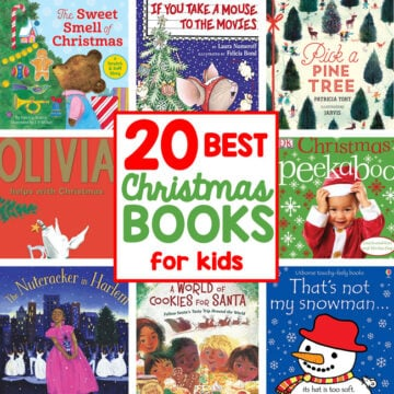 Best Christmas Books for Toddlers and Preschoolers