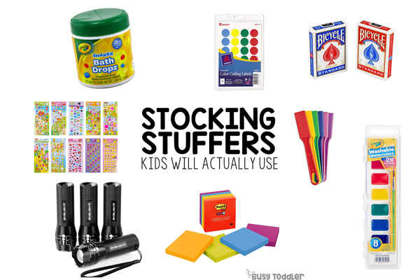 20 Stocking Stuffers For Kids That They Ll Actually Use Busy Toddler