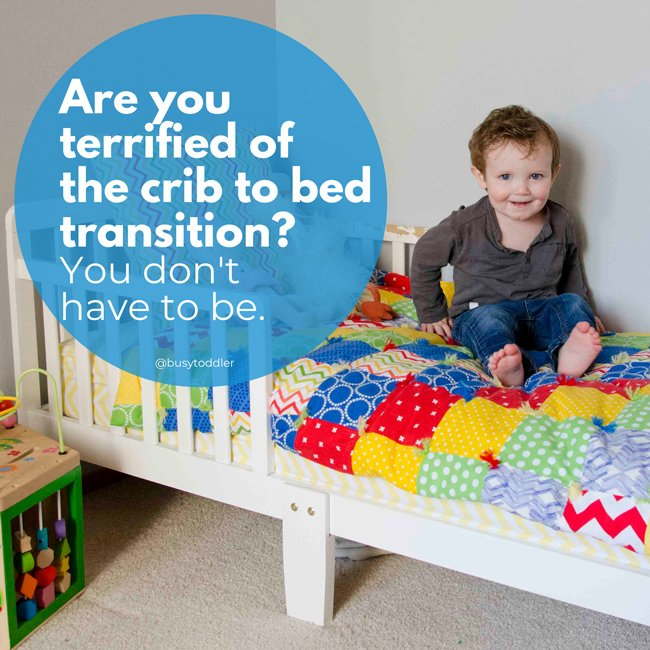 Transitioning From Crib To Bed, When To Switch From Crib Bed