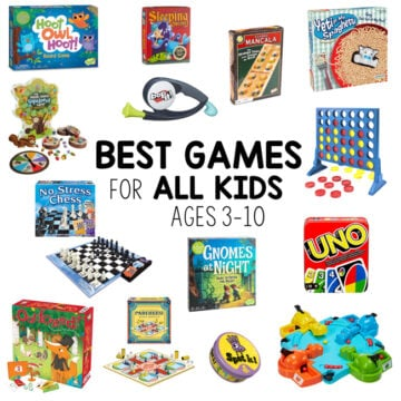 Best Board Games for Kids (and grown-ups)