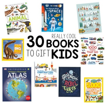 Best Books for Kids (to get as gifts)