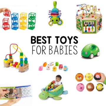 Best Toys for Babies to Grow With
