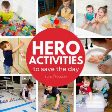 Play Heroes: Indoor Activities for Kids