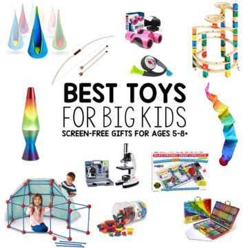 Best Toys for 5 Year Olds – 8 Year Olds