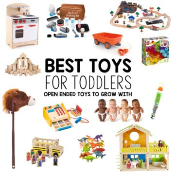 Best Toys for Toddlers – Gift Ideas